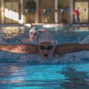 Frafald i svømning og gymnastik