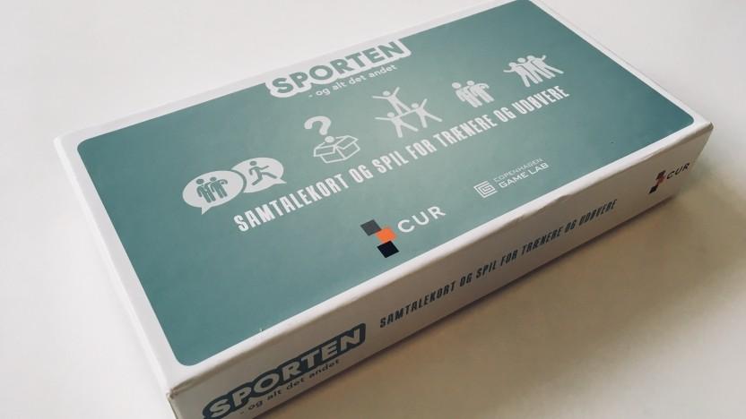 Samtalekort - Sporten og alt det andet