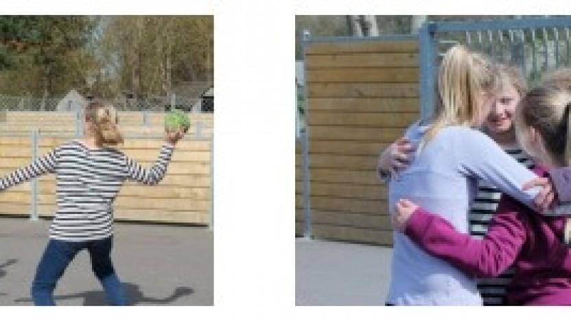 Streethåndbold for og med børn og unge