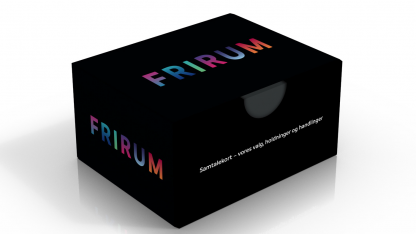 FRIRUM - samtalekort
